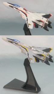 <セール処分大特価>マクロスF 組立式ファイターディスプレイ1 <アルト機&オズマ機>2種セット